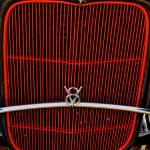 """Ford V8 Grille"" by jameskorringa"