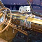 """Old Ford Interior"" by jameskorringa"