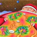 """Christmas images - Christmas in the dream world"" by t-koni"