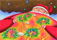 Christmas images - Christmas in the dream world
