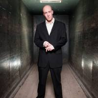 """James in the old Freight Elevator"" by Greg Benz"