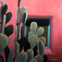 Cactus and Adobe