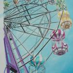 """Ferris Wheel"" by Glenda"