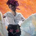 """Bailadora"" by RICKKERSTEN"