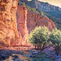 """Sedona West Fork"" by RICKKERSTEN"