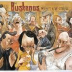"""Bushanos"" by stevebrodner"