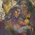 """""""Mother and Child"""" by Reynaldo"""
