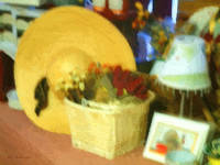 Still Life with Straw Hat