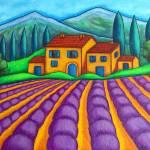 """""""Les Couleurs de Provence"""" by LisaLorenz"""