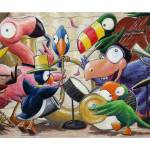 """The Ten Bird Band"" by McNevinHayes"