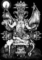 Demon Lord Enthroned