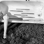 """Legs in a bathtub"" by michellemorrisphotography"