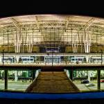 """Indianapolis International Airport Panorama"" by cavanroo"