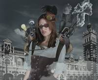 Ashley - Steampunk
