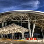 """Indianapolis Airport Midfield Terminal"" by cavanroo"