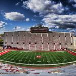 """IU Memorial Stadium Panorama"" by cavanroo"