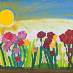 """Sunny garden"" by HagitLove"
