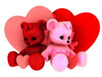 Teddy Bearz Valentine