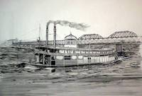 Riverboat KEOKUK