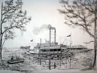 Riverboat ROB'T E.LEE