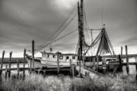 Lowcountry Shrimp Boat