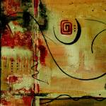 """""""Crimson And Copper"""" by RuthPalmer"""