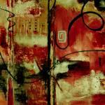 """""""Crimson And Copper II"""" by RuthPalmer"""