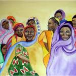 """Women of Sudan"" by Christella"