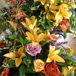 """""""Fall Wedding Bouquet"""" by crazyabouthercats"""