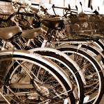 """Vintage bike"" by sneddig"