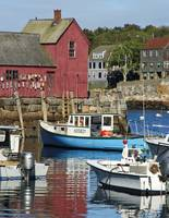 Motif #1, Rockport MA harbour