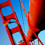 """Golden Gate Suspension"" by PadgettGallery"