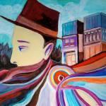 """Tourist"" by mhdraper"