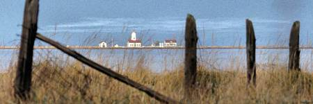 New Dungeness Lighthouse