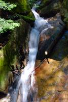 Small Waterfall at McConnells Mill State Park