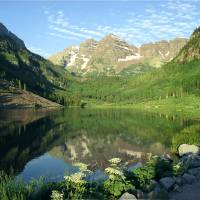 """Maroon Bells Aspen Colorado"" by naturegallery"