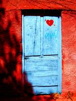 door in love