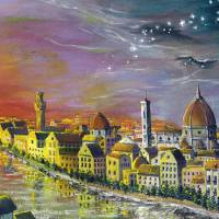 Florence Art Prints & Posters by Art Club