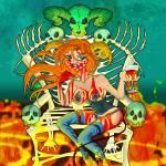 """Bone Throne"" by MiraMorningstar"