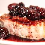 """blackberry porkchops"" by phantasyphoto"