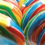"""sticky rainbow"" by phantasyphoto"