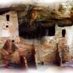 """Spirits of the Mesa"" by lchik"
