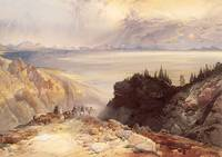 The Great Salt Lake of Utah by Thomas Moran