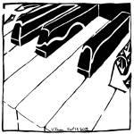 """""""Piano Maze"""" by mazes"""