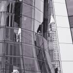 """Las Vegas, New York New York Reflection no 2"" by atonalarts"