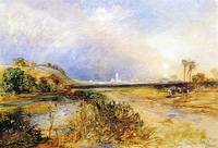 Vera Cruz, Mexico (1883) by Thomas Moran