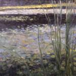 """Stockbridge Pond"" by joanbarber"