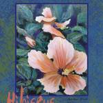 """hibiscus poster"" by Barbara"