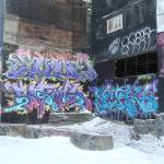 """Graffiti Montreal 20"" by montrealimages"