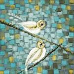 """""""Birds"""" by modernhouseart"""